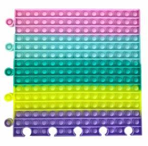 Push Pop XXL - Pop it - Puzzle Mehrfarbig - 3 Stück