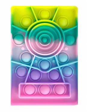Push Pop - Pop it Spielzeug - Mehrfabig - 3 Stück