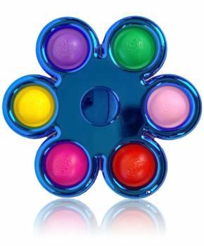 Push Pop - Pop it - Spinner - Schlusselanhänger -  Spielzeug - Toy - Antistress - spinner - 3 Stück