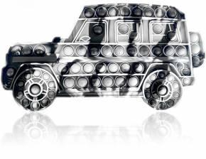 Push Pop XXL - Pop it - Spielzeug - Auto - 3 Stück - 30cm