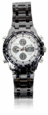 Herrenuhr Digitale Armbanduhr Herren, Sport Watch Analog Digital Chronograph Uhr Wasserdicht Waterproof