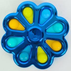 Mini Push Pop - Pop it - Schlusselanhänger -  Spielzeug - Toy - Antistress - spinner - 3 Stück