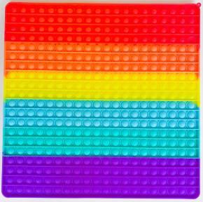 Push Pop XXXL - Pop it -  Mehrfarbig - 3 Stück